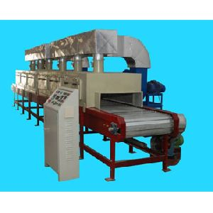 Sand Mould Curing And Drying Conveyors Ovens