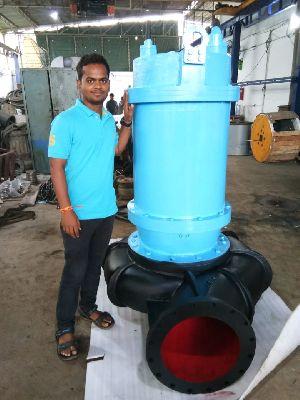 350 HP Non Clog Pump
