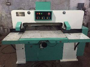 High speed Fully Automatic Paper Cutting Machine
