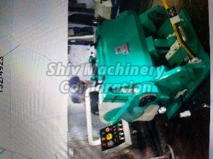 Platen Die Punching Machine