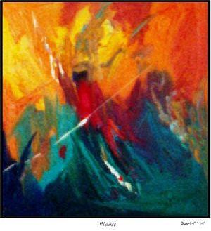 Yakruti Patel Paintings