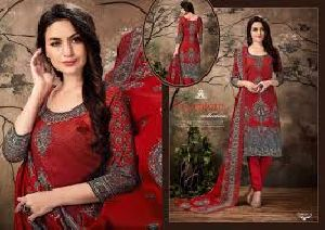 Kashmiri Embroidered Suits