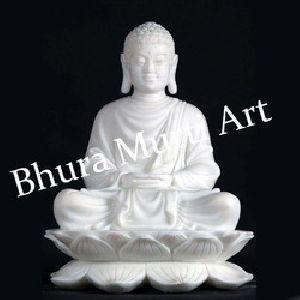 Buddha Marble Statue 1