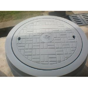 Cement Manhole Cover