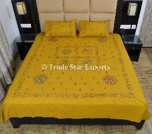 Embroidery Bedspread