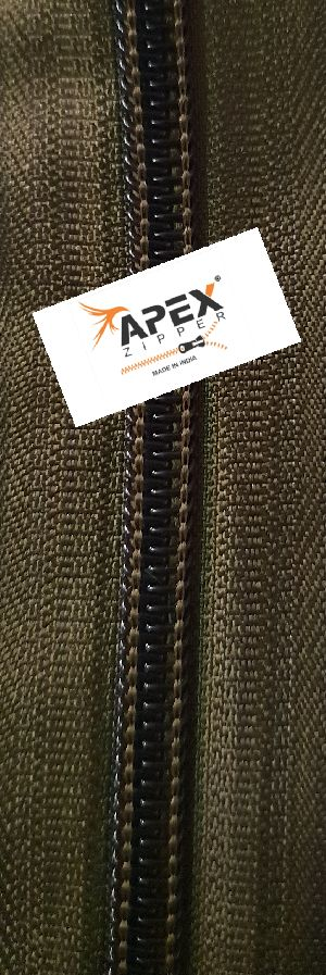 No 8 CFC Heavy Zipper