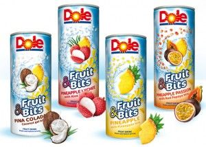 Fruit Juice And Bits