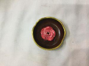 Rose Flower Incense Burner