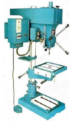Drill Cum Tapping Machine