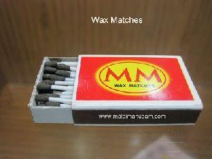 Wax Matches