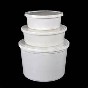 White Bowls