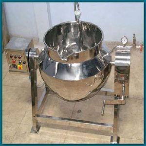 Paste Kettle Mixer
