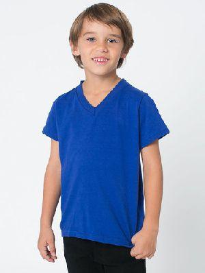 Kid V Neck T-shirts