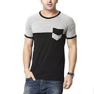 Mens Round Neck T- Shirt