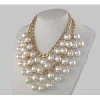 Handicraft Artificial Pearl Beaded Jewelry