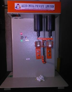 Semi Automatic Cotton Wicks Making Machine
