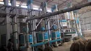 2 Ton Rice Mill Plant