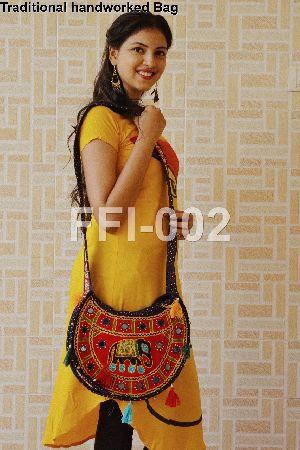 Traditional Hand Work Bag