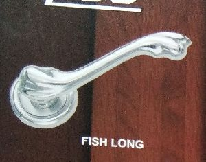 Finish Long Stainless Steel Safe Cabinet Lock Handle