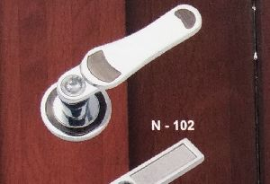 N-102 Stainless Steel Safe Cabinet Lock Handle