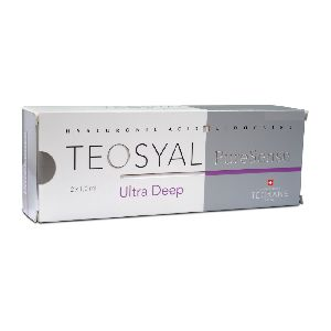 Teosyal Ultra Deep 2x1.2ml