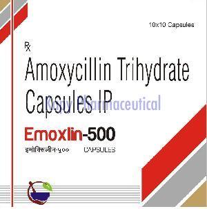 Amoxycilllin Capsule 500