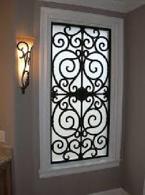 Iron Window Grill Manufacturers Suppliers Exporters In India