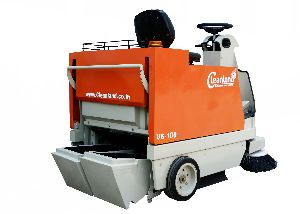 Battery Sweeper For Hospital Area