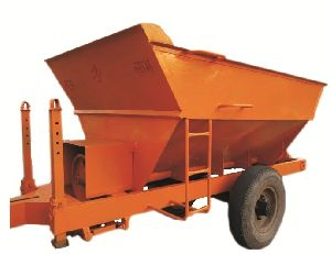 Single Type Mud Mixer Machine
