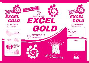 Excel Gold Detergent Powder