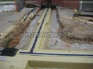 Expansion Joint Waterproofing Services