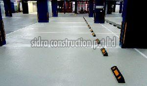 PU and Epoxy Flooring Service