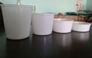Milki Any Type Plastic Food Packaging Container