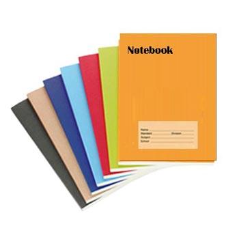 Jumbo Hard Bound Notebooks