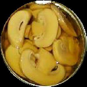 Canned Mushroom Slice