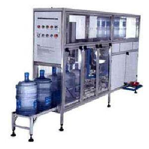 20 Litre Automatic Jar Filling Machine