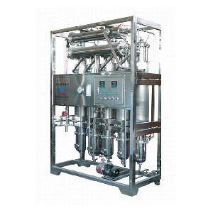 Multieffect Distilled Water Machine