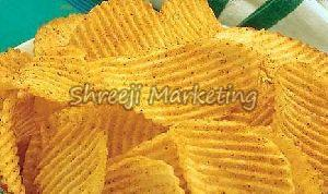 Masala Potato Wafers