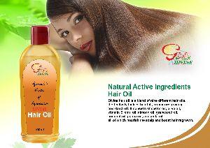 Divine Hair Oil