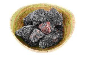 Himalayan Black Salt Crystal
