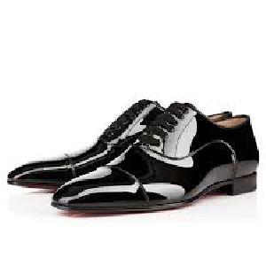 Mens Patent Shoes