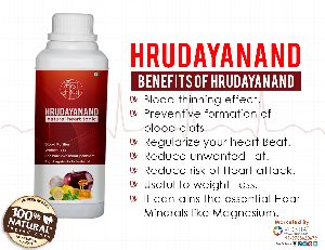 Hridayanand Natural Health Tonic For Heart