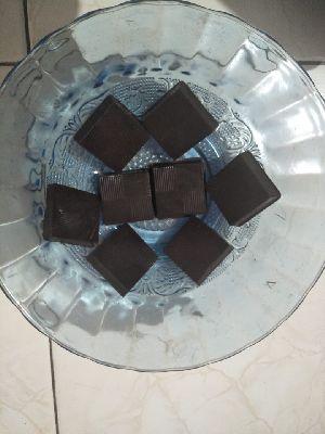 Homemade Dark Brown Chocolates