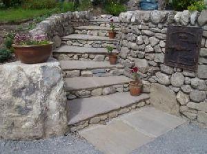 Curving Stones