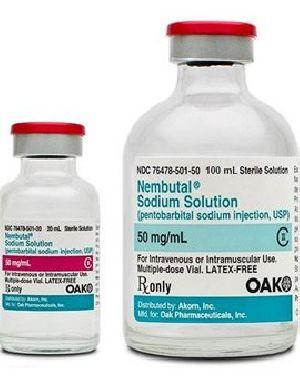 Nembutal Sodium Solution Injection