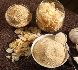 Dehydrate Garlic