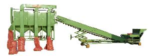 Onion Grading Machine