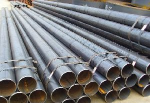 ERW and Seamless Pipes