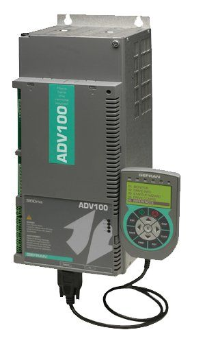 Field oriented vector AC Drive
