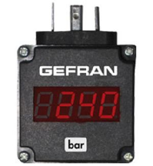 Plug-in Display For Transmitters